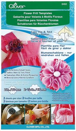Cover Rüschenblume
