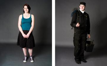 Kleider machen Leute: Kaminkehrer