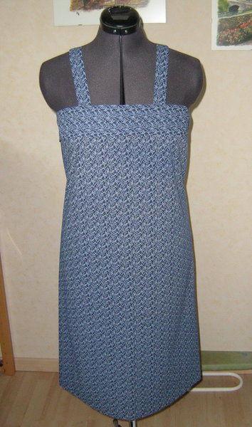 Kleid aus Schick mit Sibylle