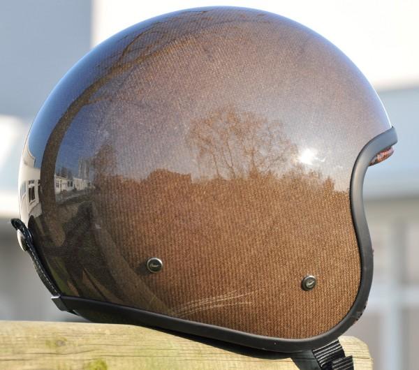 Helm aus Leinen von Libeco Lagae