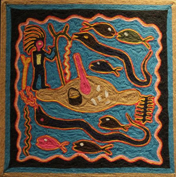 Textilkunst, Bild nowak