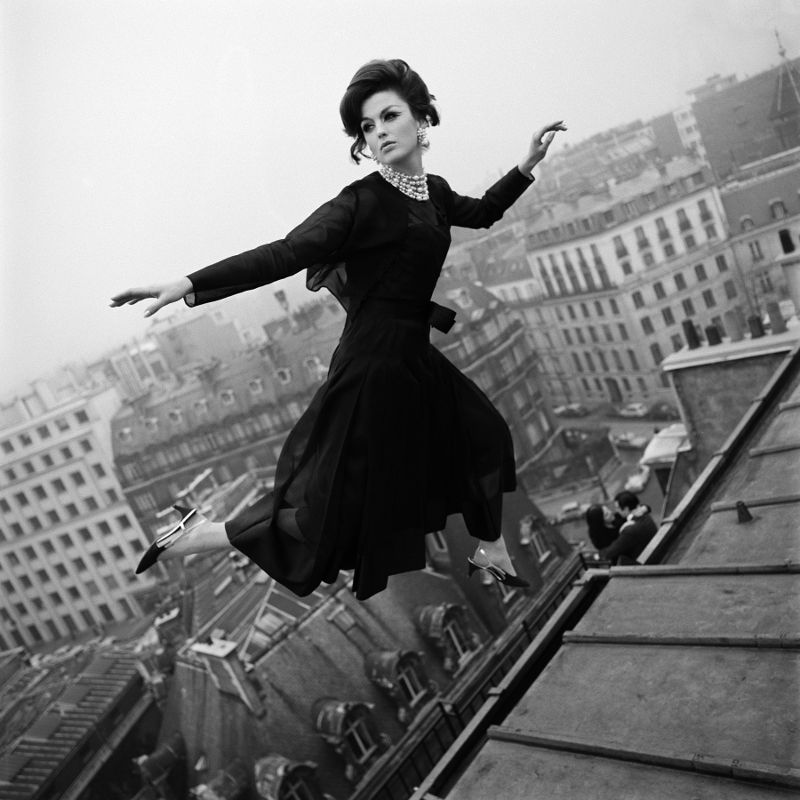 Modephotiographie Dior, Bild Les Arts Décoratifs