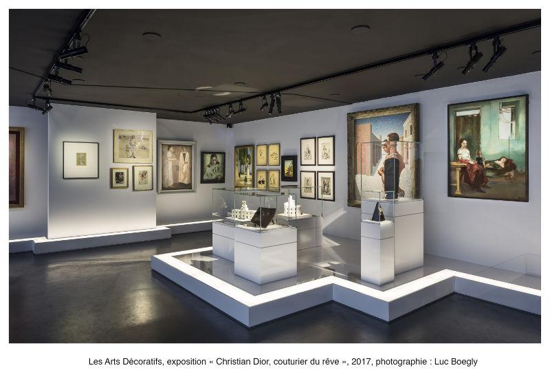 Inspirationen aus der Kunst - Dior, Bild Les Arts Décoratifs