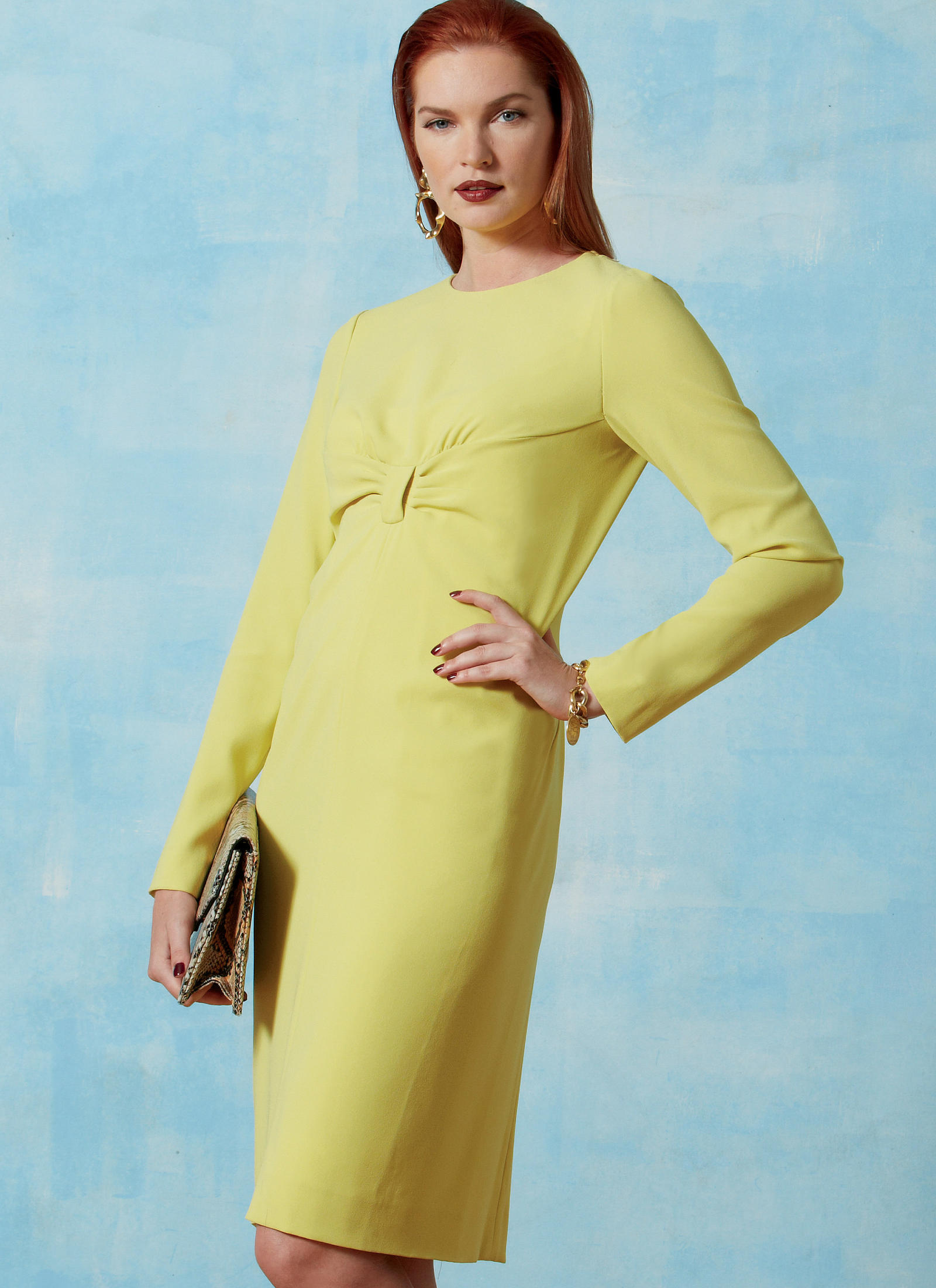 Vogue V9223, Bild McCall's Company