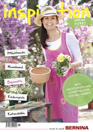 Bernina Inspiration Special Hobby 2014 - Titelblatt