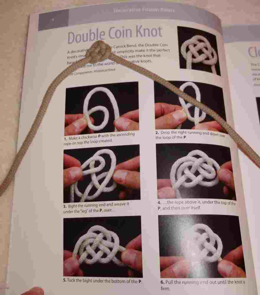 Double coin Knot