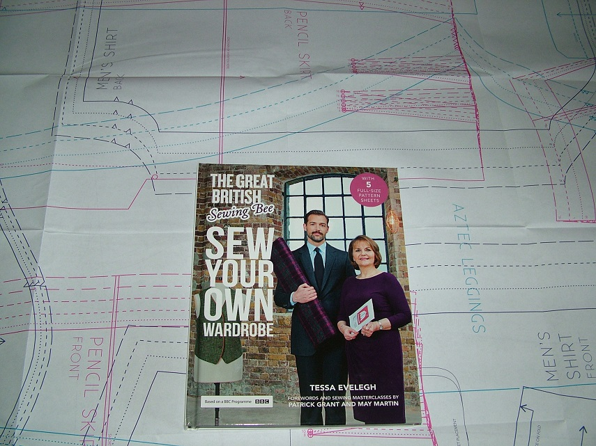 Sewing Bee Buch