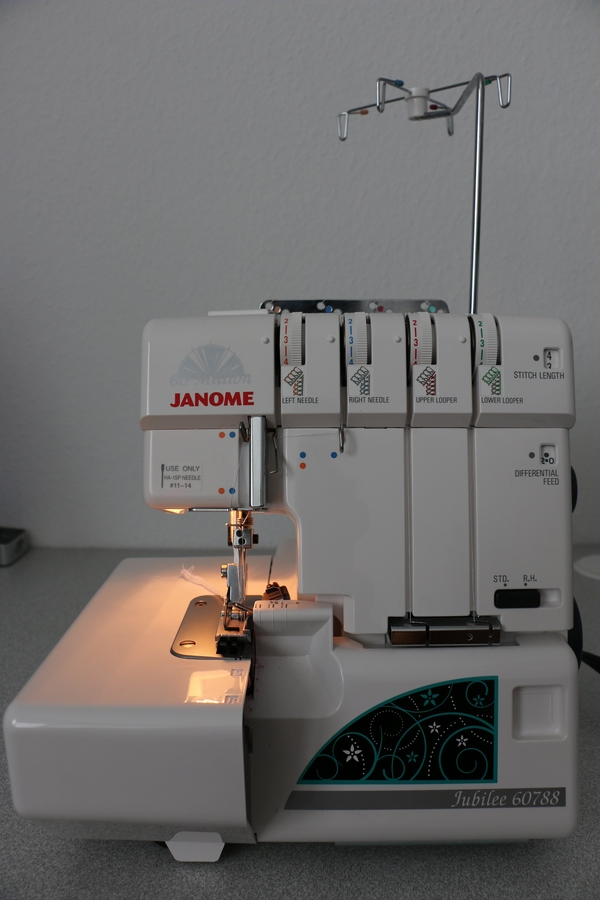 Janome Jubliee 60788