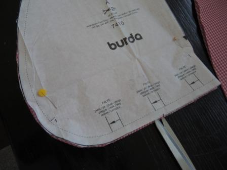 Tasche aus der elna Kreativbox