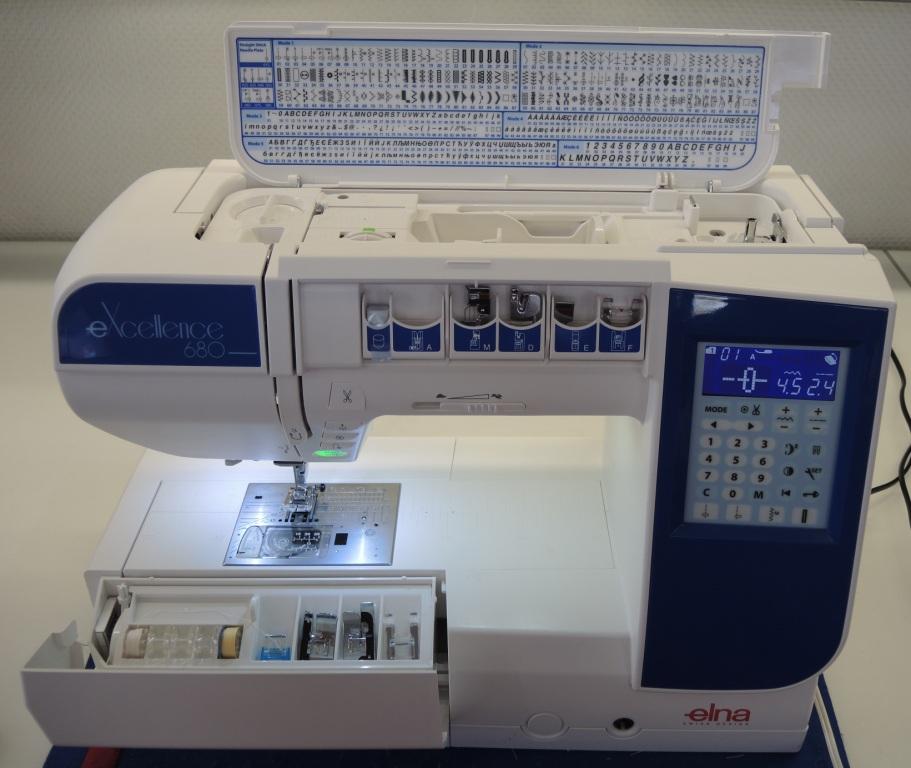 elna 680 sewing machine