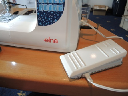 Elna Star-Edition<i>Bild ULLA</i>
