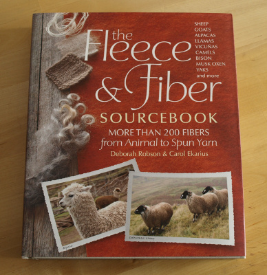 Fleece and Fibre Sourcebook