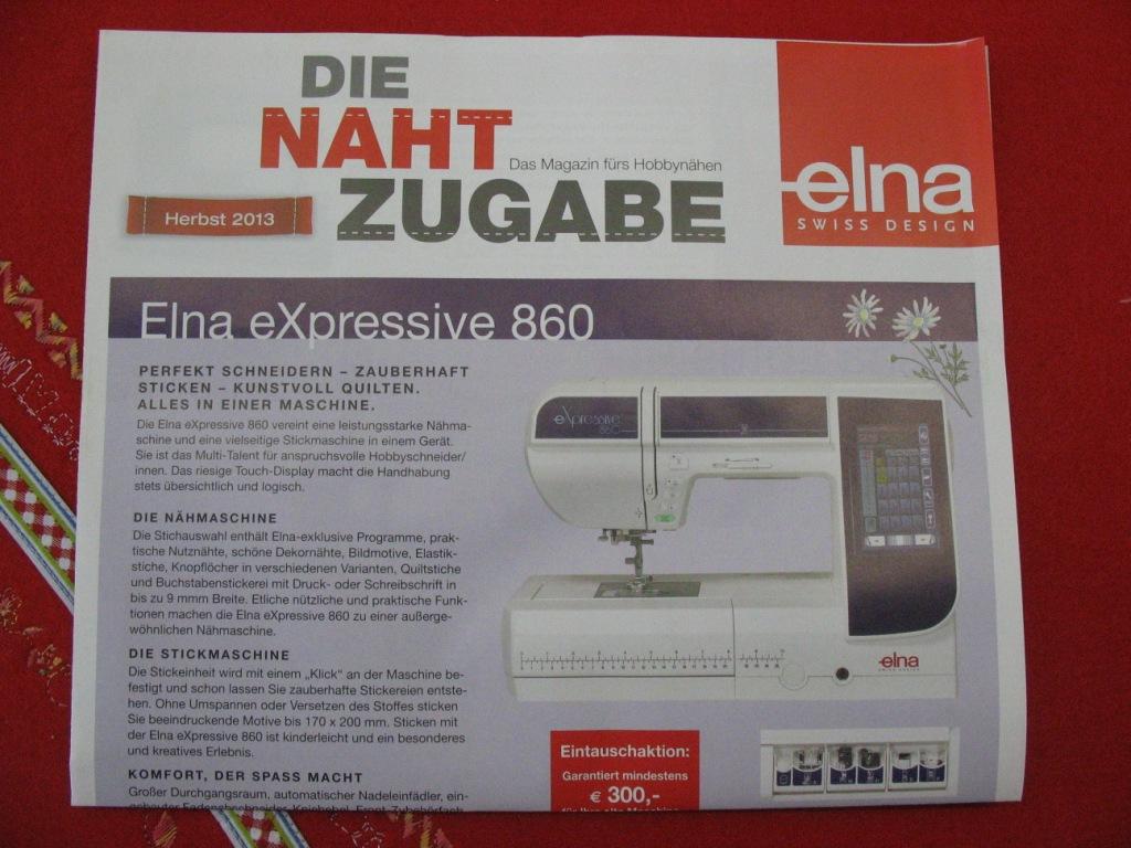 Elna Nahtzgabe, Bild ULLA
