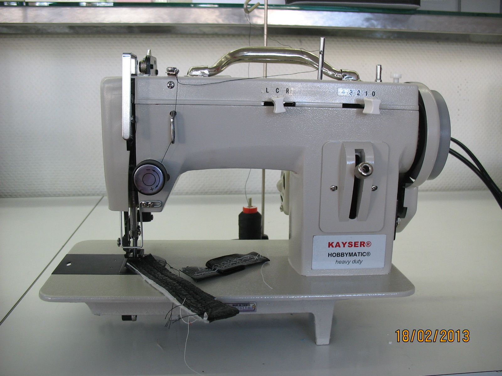 Kayser Hobbymatic Heavy Duty