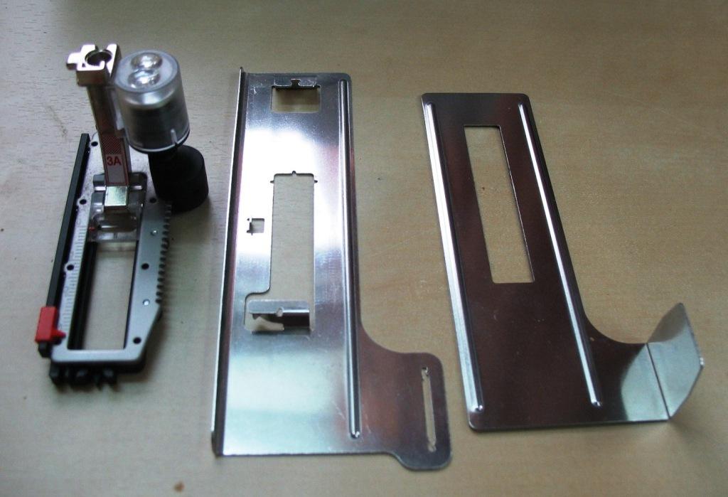Transporthilfe zum Knopflochnähen <i>Bild ULLA</i>