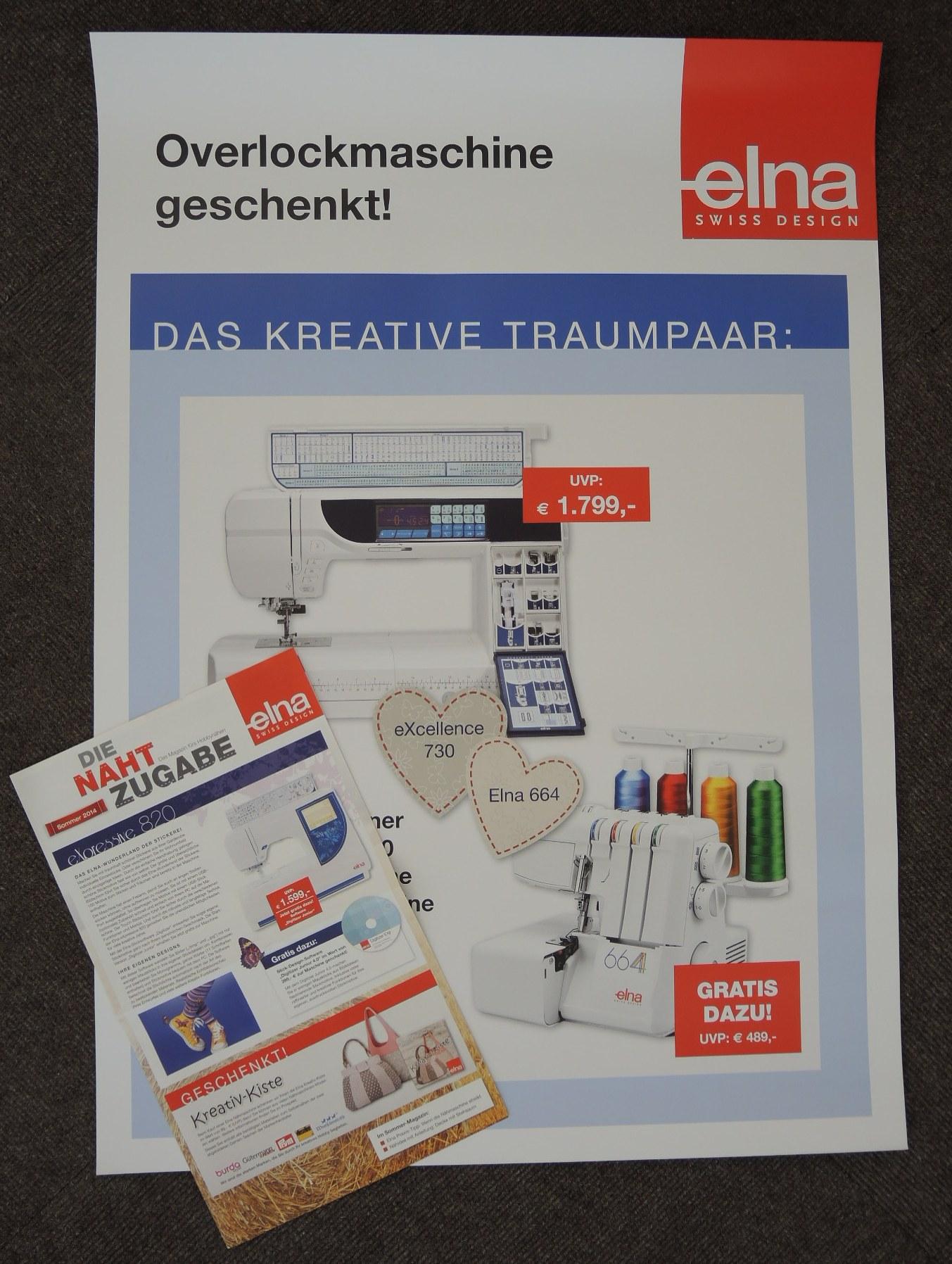 Elna Plakat, Bild ULLA