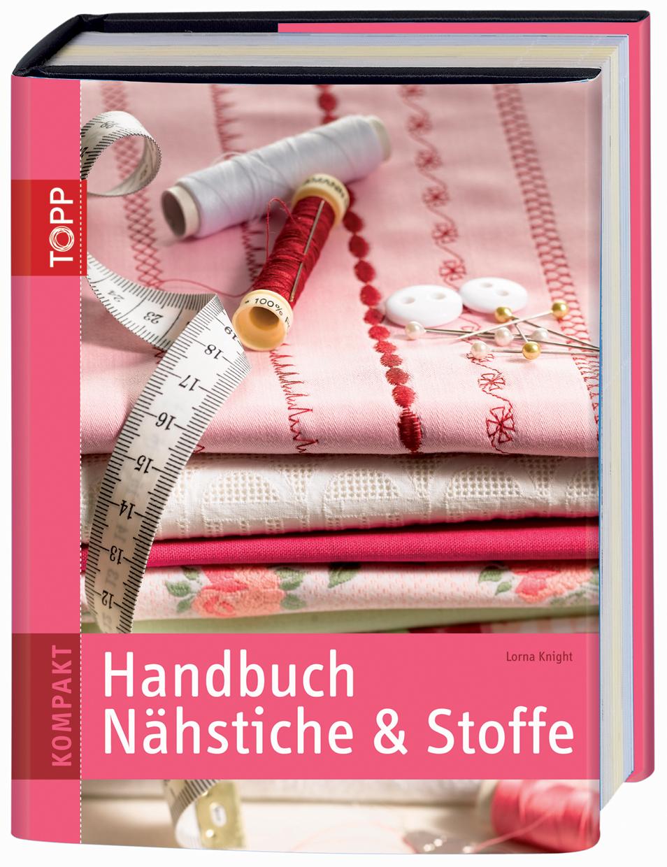 Handbuch Nähstiche und Stoffe