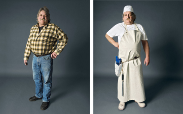 Kleider machen Leute: Fleischhauer