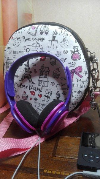 Größe passend zum Kopfhörer