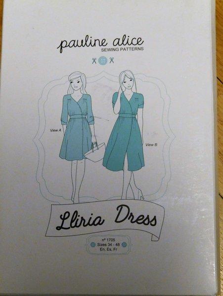 Schnitt Lliria Dress von PaulineAlice, Bild Junipau
