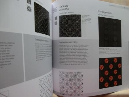 Buchseite Japanische Blöcke, Bildrechte bei Th. Schäfer, Hannover