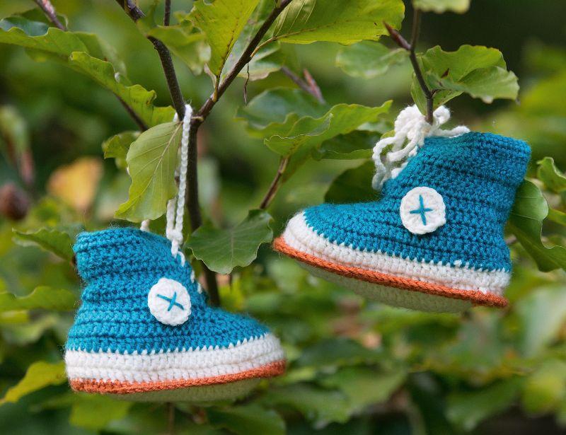 Schuhe für kleine Sportler, Bild Verlag für die Frau