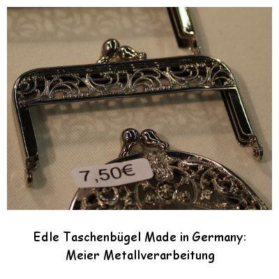 Metallbügel für Taschen