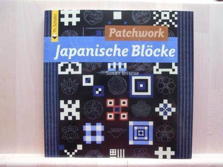 Buchcover Japanische Blöcke, Bildrechte bei Th. Schäfer, Hannover