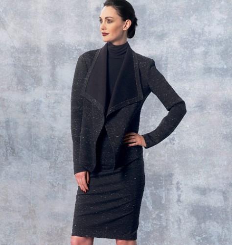 Vogue V1465, Bild McCall's Company