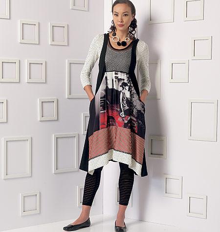 Vogue 9108, Bild McCall's Company