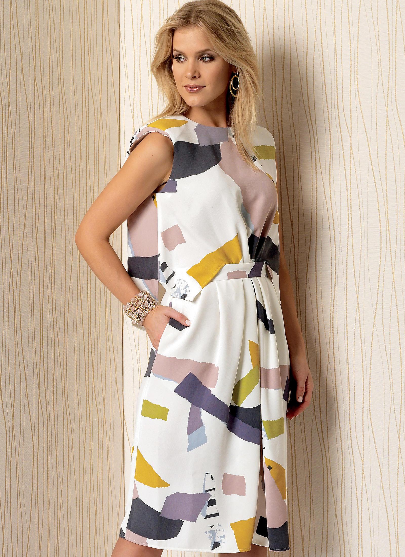Vogue V1501, Bild McCall's Company
