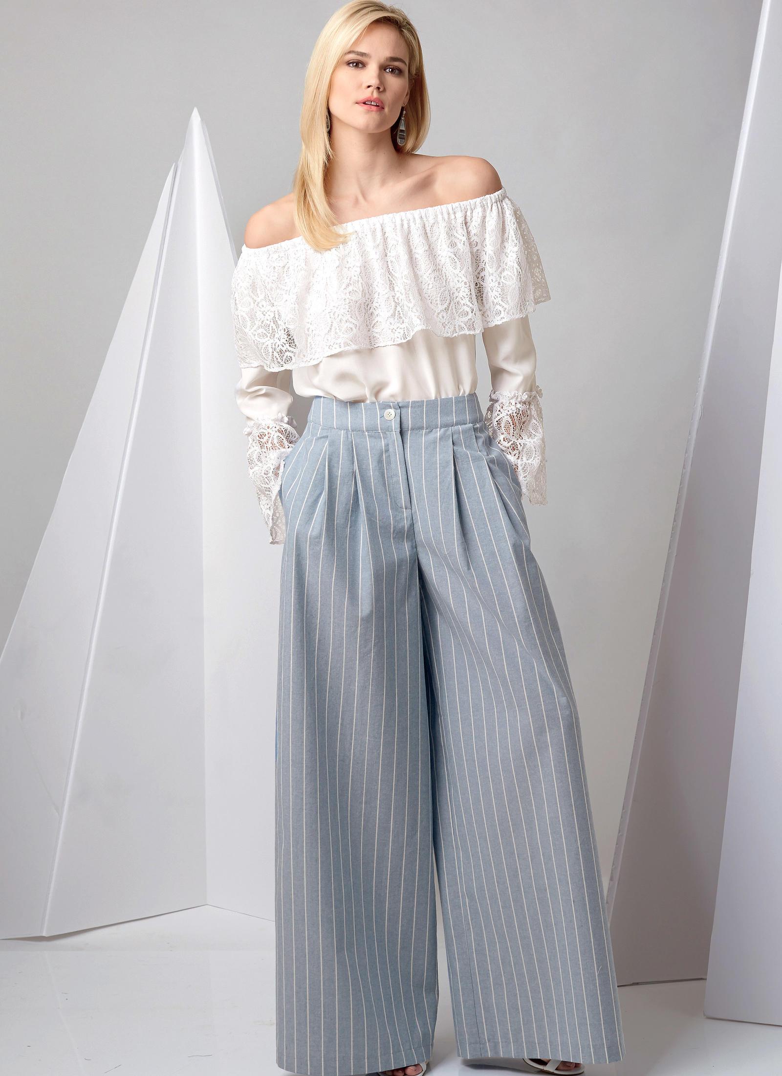 Vogue V9257, Bild McCall's Company