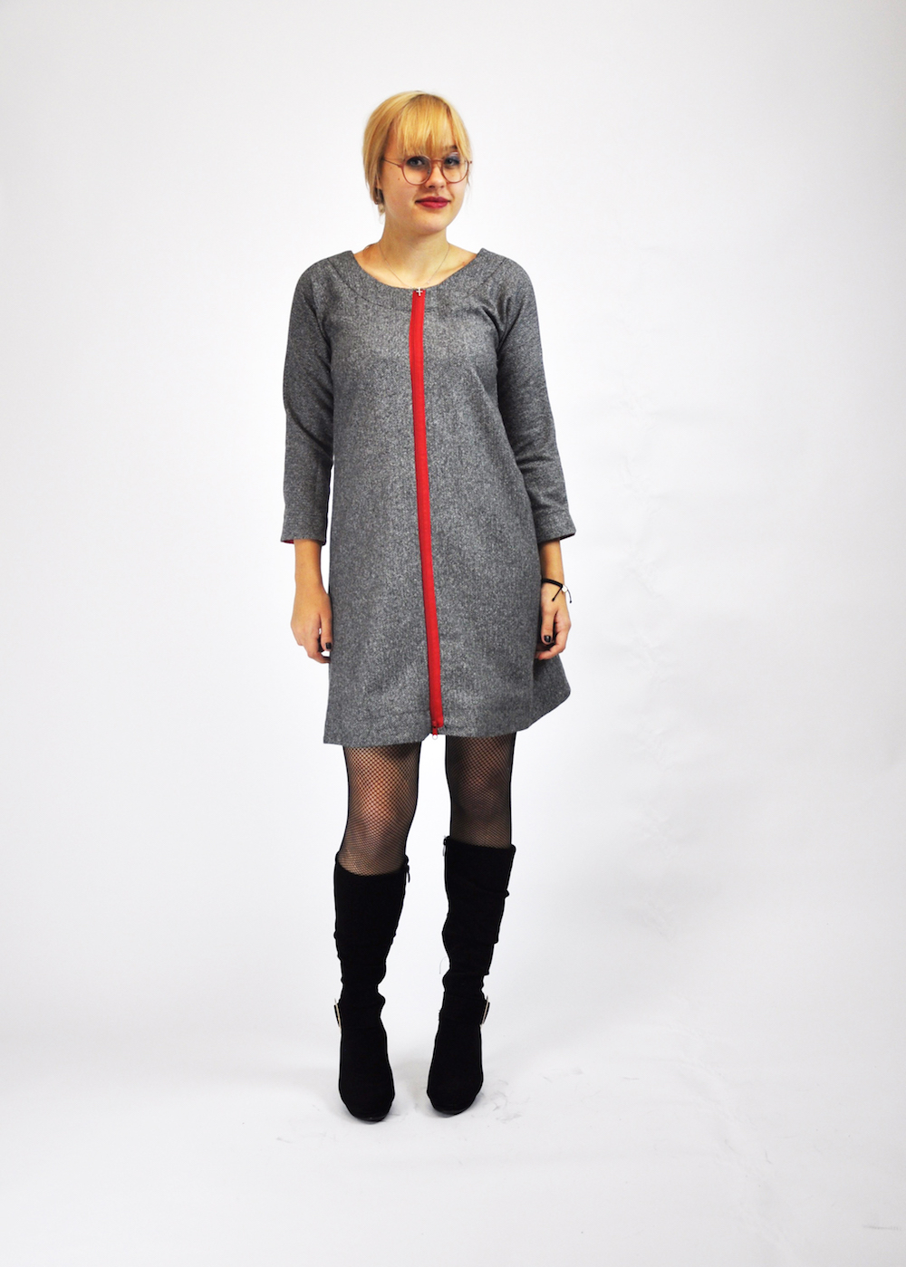 Kleid Hetty, Bild so! pattern