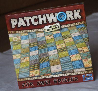 Spiel Patchwork