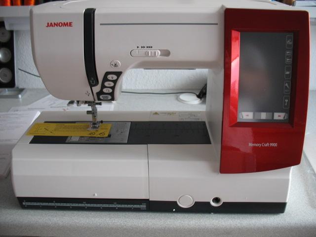 Janome9900