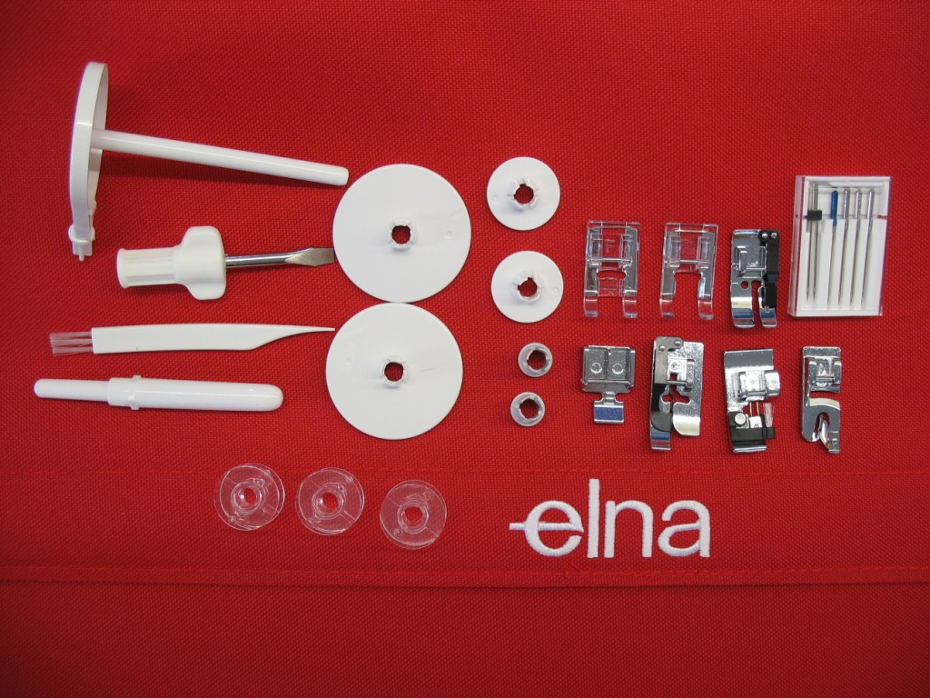 Elna eXellence 580/Bild ULLA