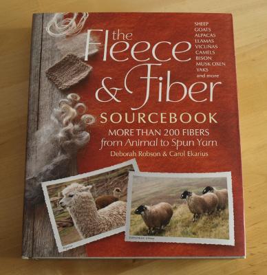 Fleece and Fibre Sourcebook
